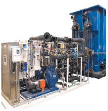 Reverse Osmosis Facility, Water Treatment Facilities